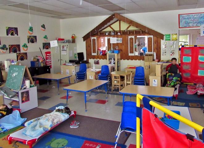 Daycare Classroom